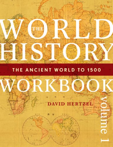 World History Workbook   2009 edition cover