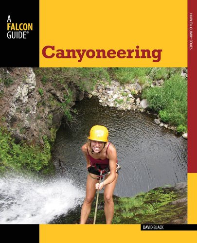 Canyoneering  2nd edition cover