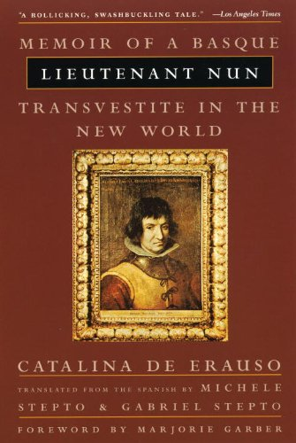 Lieutenant Nun : Memoir of a Basque Transvestite in the New World  1997 edition cover