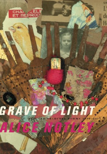 Grave of Light New and Selected Poems, 1970-2005 N/A edition cover
