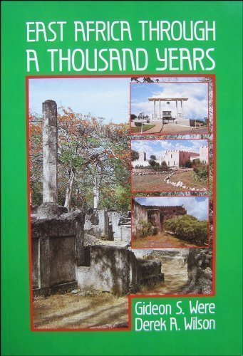 East Africa Through a Thousand Years 3rd edition cover