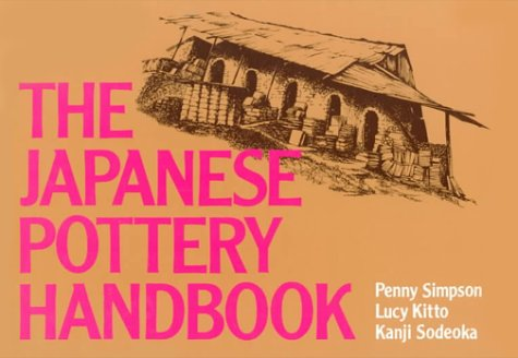 Japanese Pottery Handbook   1979 (Revised) edition cover