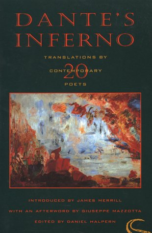 Dante's Inferno  N/A edition cover