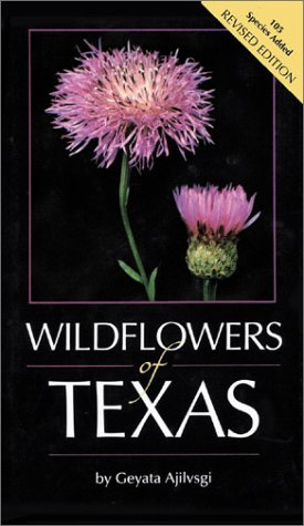 Wildflowers of Texas  3rd 2002 (Revised) edition cover