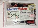 Molecular Visions Organic Modeling Kit  2nd (Revised) 9780964883734 Front Cover