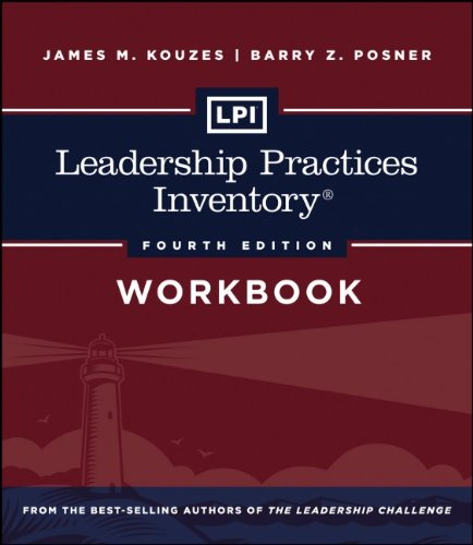 Leadership Practices Inventory  4th 2013 edition cover