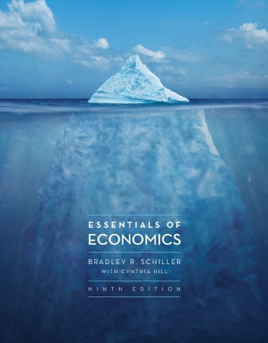 Essentials of Economics with Connect  9th 2014 9781259663734 Front Cover