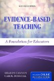 Evidence-Based Teaching in Nursing A Foundation for Educators 2nd 2016 edition cover