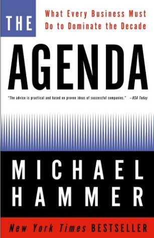 Agenda What Every Business Must Do to Dominate the Decade N/A 9781400047734 Front Cover