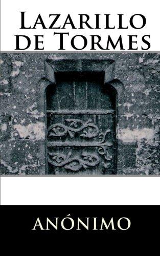 Lazarillo de Tormes  N/A edition cover