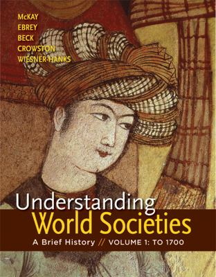 Understanding World Societies, Volume 1 A Brief History  2013 edition cover