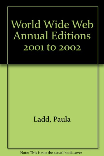 Lab Activities for the World Wide Lab 2001-2002 3rd (Annual) 9781576760734 Front Cover