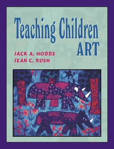 Teaching Children Art   1997 edition cover