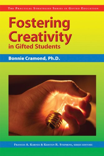 Fostering Creativity in Gifted Students   2005 9781593631734 Front Cover