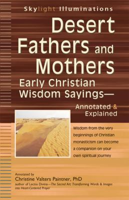 Desert Fathers and Mothers Early Christian Wisdom Sayings  2012 (Annotated) edition cover