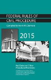 Federal Rules of Civil Procedure and Selected Other Procedural Provisions:   2015 edition cover