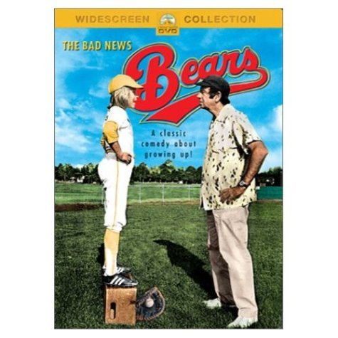 Bad News Bears (1976) - Baseball - DVD System.Collections.Generic.List`1[System.String] artwork