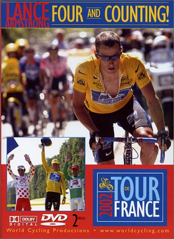 2002 Tour de France: Four and Counting! System.Collections.Generic.List`1[System.String] artwork