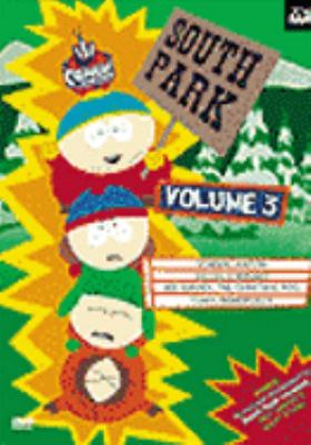 South Park, Volume 3 System.Collections.Generic.List`1[System.String] artwork