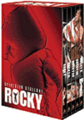 Rocky (Five-Disc Boxed Set) System.Collections.Generic.List`1[System.String] artwork