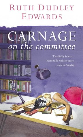 Carnage on the Committee N/A edition cover