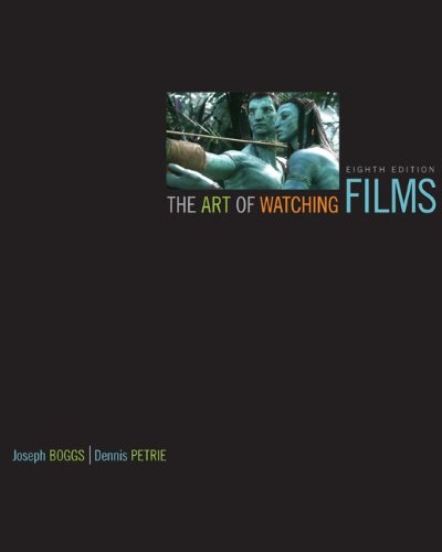 Tutorial CD forThe Art of Watching Films 8th 2012 edition cover