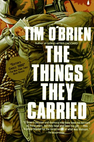 Things They Carried  N/A 9780140147735 Front Cover