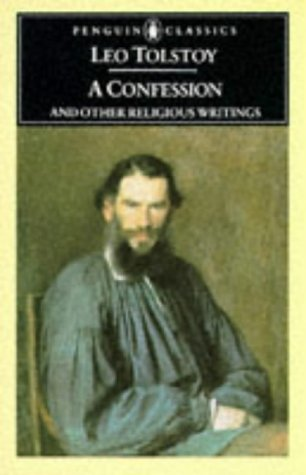 Confession And Other Religious Writings  2005 edition cover