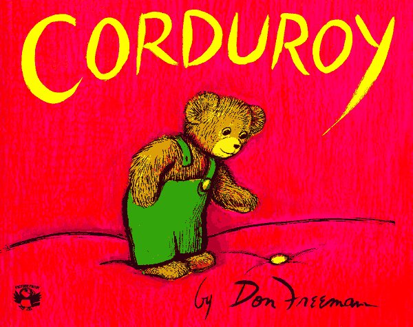 Corduroy   1968 edition cover