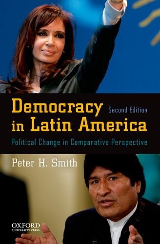 Democracy in Latin America Political Change in Comparative Perspective 2nd 2011 edition cover