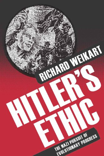 Hitler's Ethic The Nazi Pursuit of Evolutionary Progress  2009 edition cover