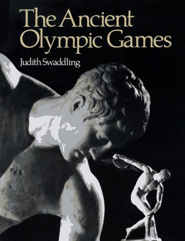 Ancient Olympic Games N/A edition cover