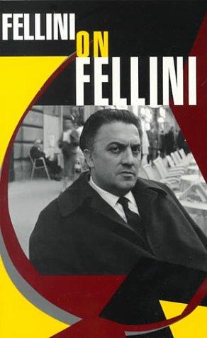 Fellini on Fellini  Reprint edition cover