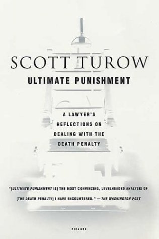 Ultimate Punishment A Lawyer's Reflections on Dealing with the Death Penalty Revised edition cover