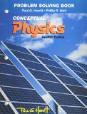 Problem Solving for Conceptual Physics:   2014 edition cover