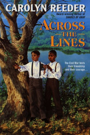 Across the Lines  N/A edition cover