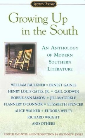 Growing up in the South   2003 9780451528735 Front Cover
