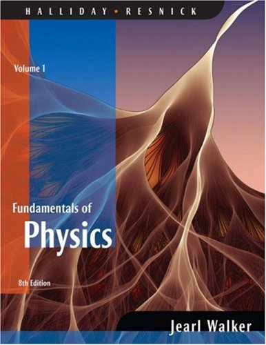 Fundamentals of Physics, Chapters 1 - 20  8th 2008 (Revised) edition cover