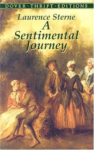 Sentimental Journey   2004 9780486434735 Front Cover