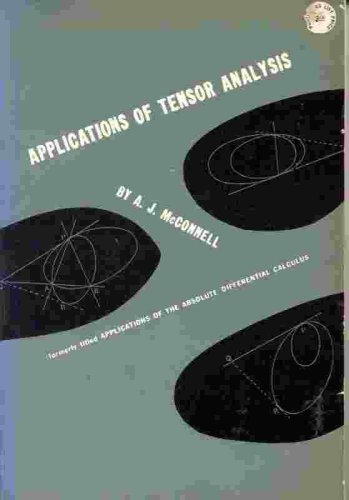 Applications of Tensor Analysis  N/A edition cover