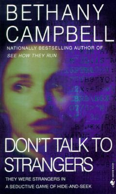 Don't Talk to Strangers A Novel N/A 9780553569735 Front Cover