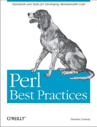 Perl Best Practices   2005 9780596001735 Front Cover
