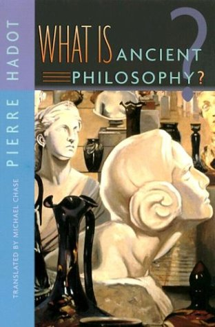 What Is Ancient Philosophy?   2002 edition cover