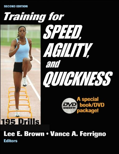 Training for Speed, Agility, and Quickness  2nd 2005 (Revised) edition cover