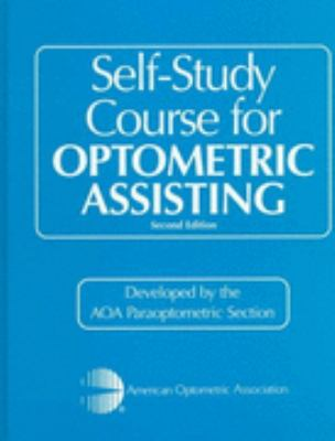 Home Study for Optometric Assisting 2nd 1996 9780750694735 Front Cover