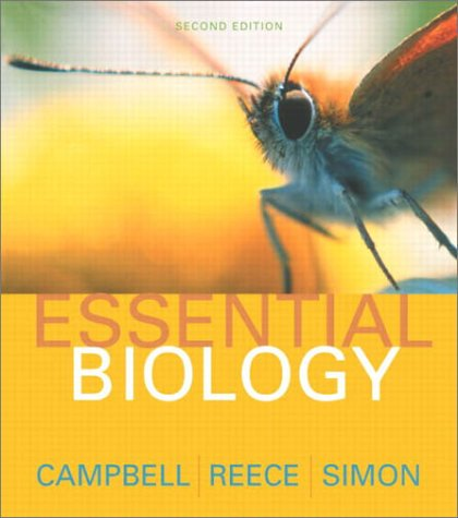 Essential Biology  2nd 2004 edition cover