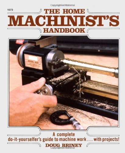 Home Machinist's Handbook   1984 edition cover