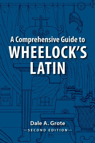 Comprehensive Guide to Wheelock's Latin  2nd 2011 (Revised) edition cover