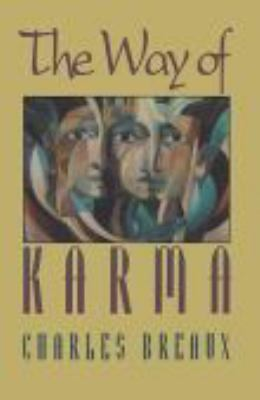 Way of Karma   1993 9780877287735 Front Cover