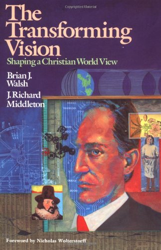 Transforming Vision Shaping a Christian World View  1984 edition cover